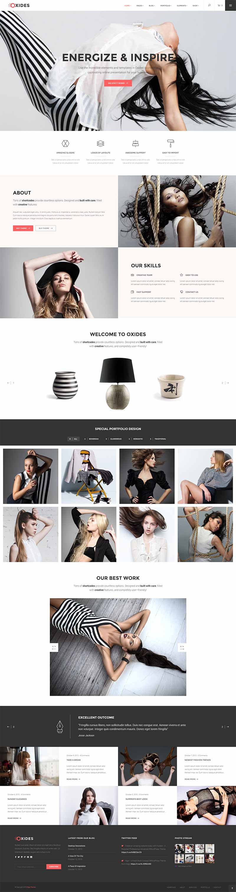 Oxides—Fashion-Home