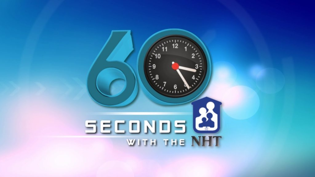 PBCJ 60 Seconds with the NHT